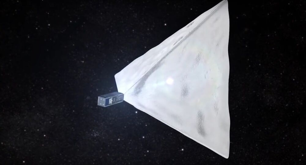 Satellite Mayak