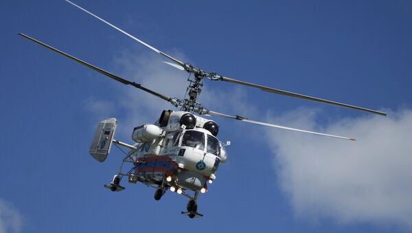 Kamov Ka-32 Helix-C helicopter - Sputnik International