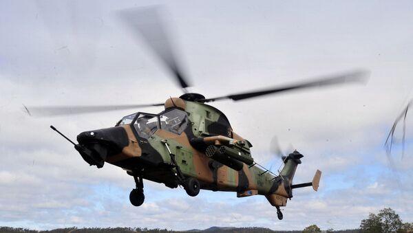 Tiger Helicopter - Sputnik International