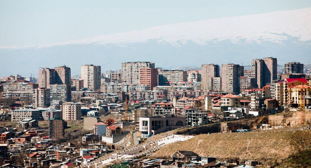 View of Yerevan. (File)