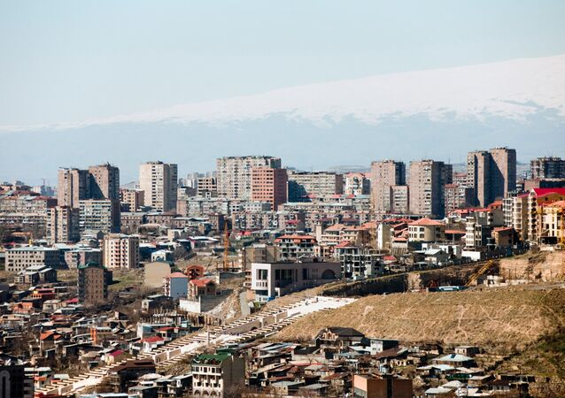 View of Yerevan. (File)