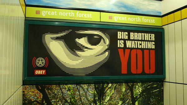 BIG BROTHER IS WATCHING YOU - Sputnik International