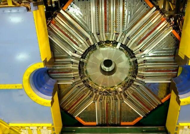 Belle II detector