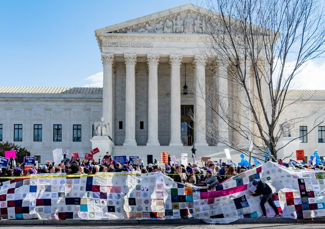 SCOTUS Abortion Rights Protest