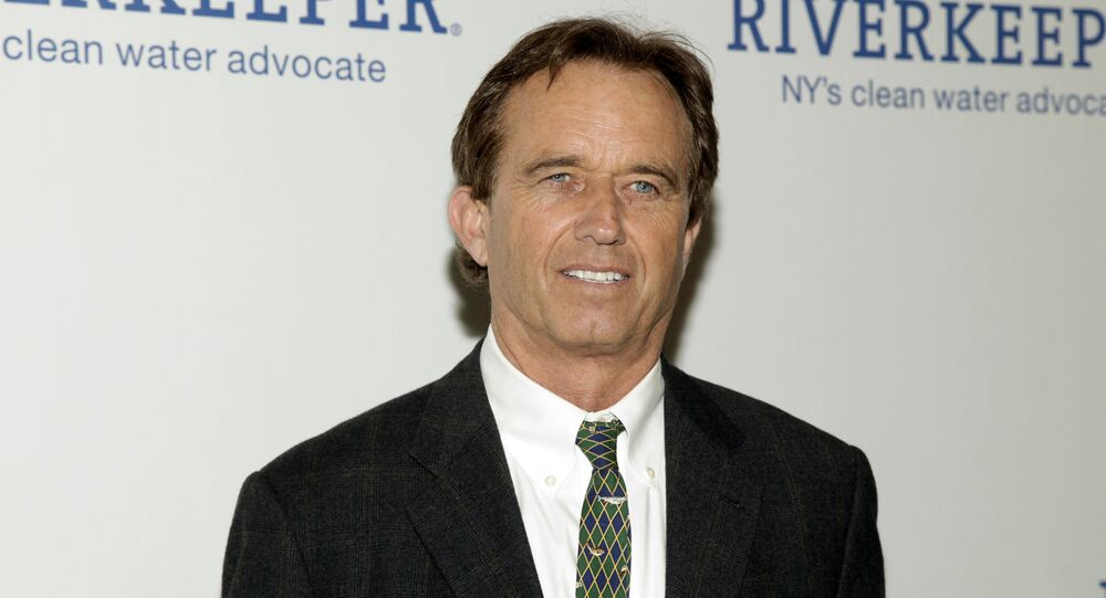 Robert F. Kennedy, Jr. attends the Riverkeepers Annual Fisherman's Ball in New York. (File)
