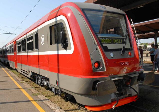 Serbian Railways Class 711