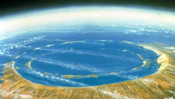 Chicxulub Crater. Mexico - Sputnik International