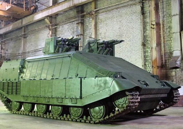 Azovets tank