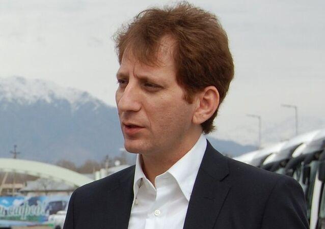 Iranian billionaire Babak Zanjani
