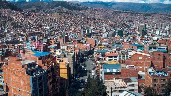 La Paz, Bolivia - Sputnik International