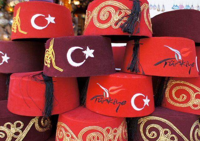 Turkish market, Istanbul