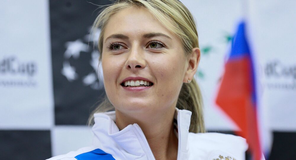 Tennis. Federation Cup. Russia vs. Netherlands. News conference