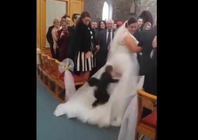 Mark and Tanya's wedding