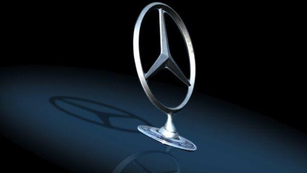 Mercedes logo - Sputnik International