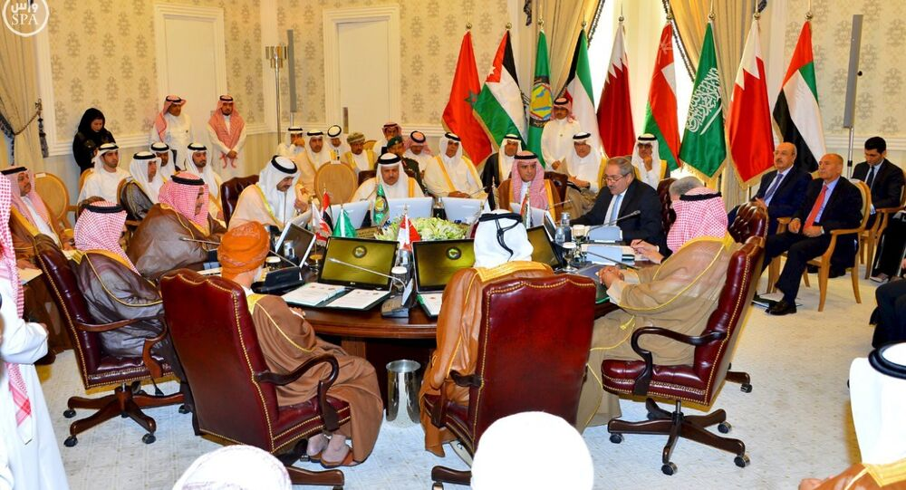 Foreign Ministers of the Gulf Cooperation Council (GCC) countries meet in Riyadh, Saudi Arabia