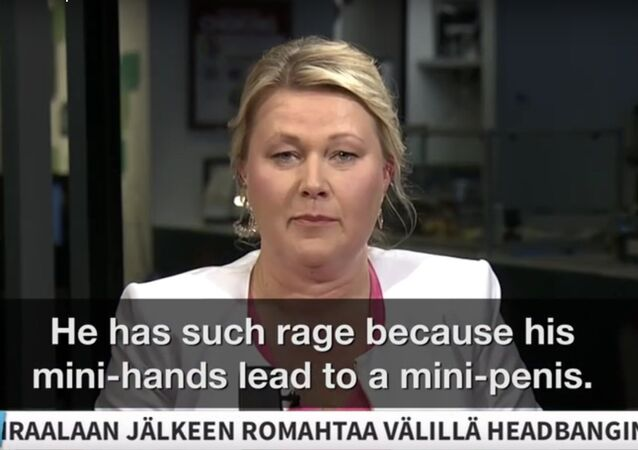 Finnish News Anchors Know It All About US Presidential Run