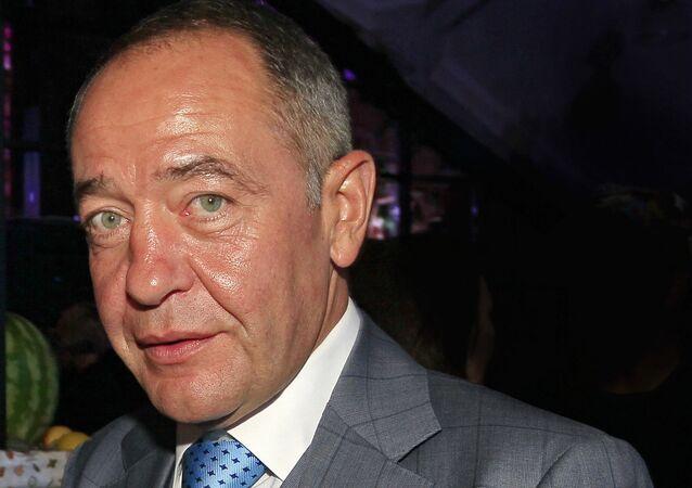 Gazprom Media's new general director Mikhail Lesin