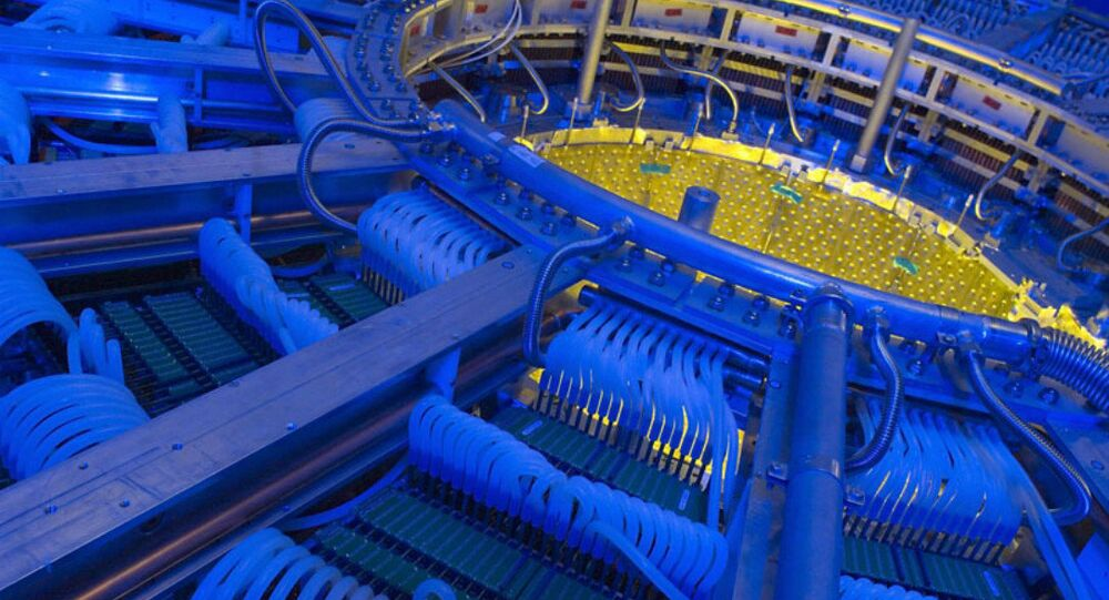 Large Hadron Collider: how it works