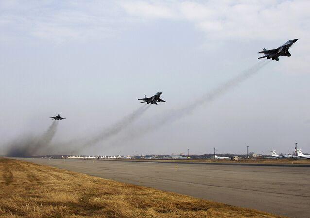 Chkalovsky airbase. File photo