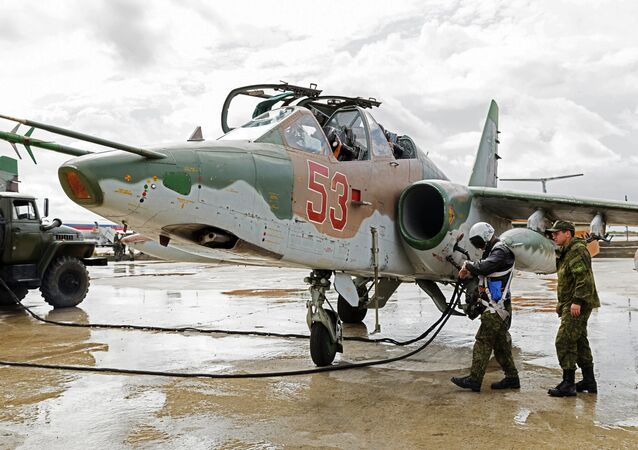Russian Aerospace Forces aircraft leave Hmeimim airbase in Syria