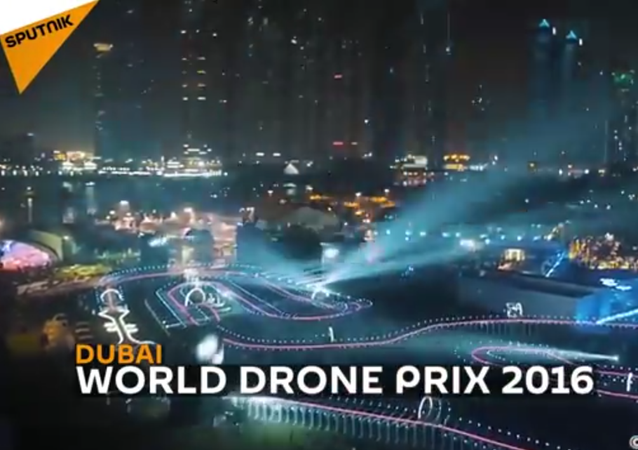 Watch World's First Drone Race Like You Were There