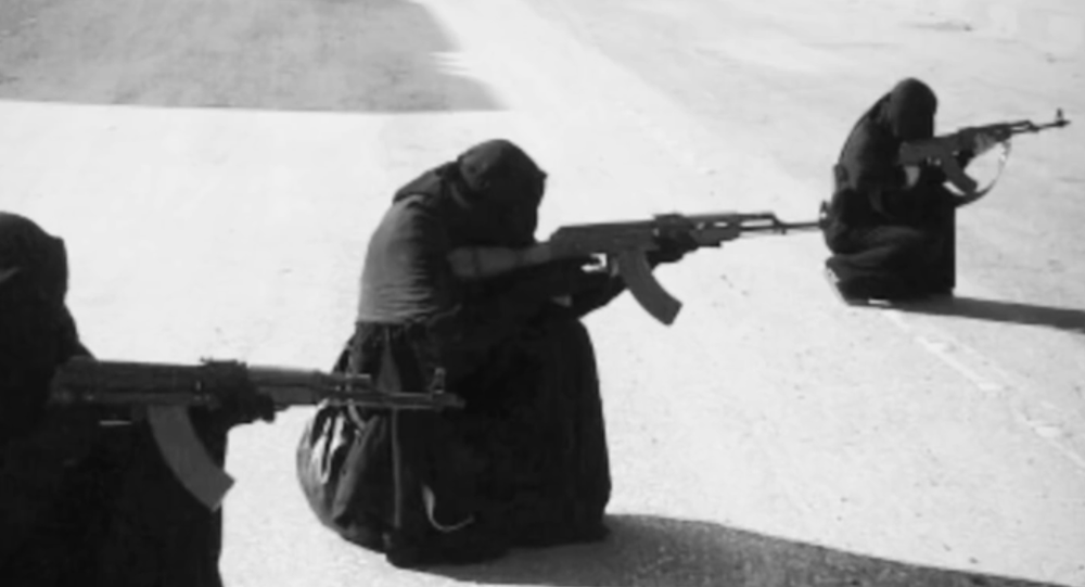 Women of Daesh