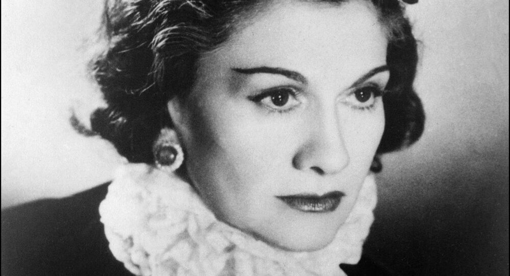 French Secret Coco Chanel Suspected Of Being Nazi Intelligence Agent Sputnik International