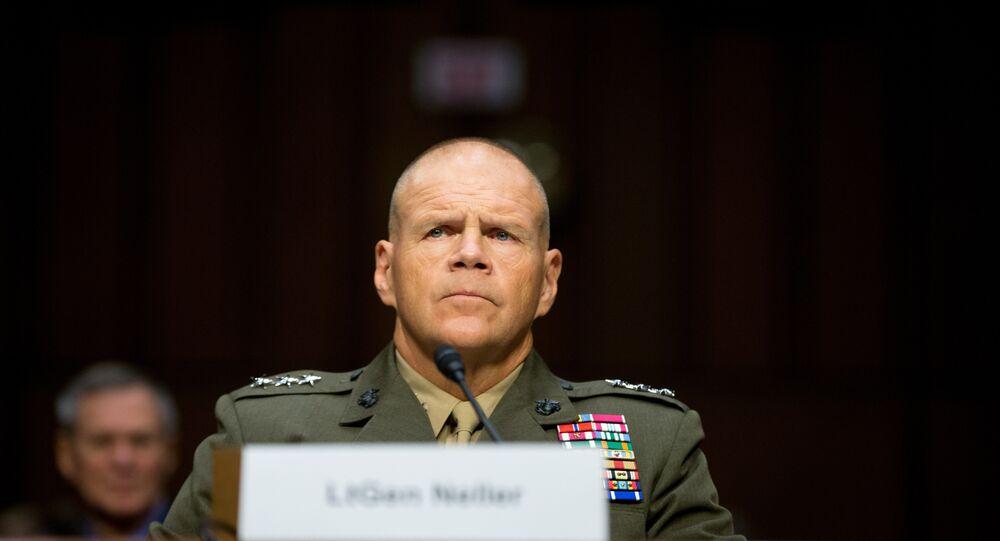 Lt. Gen. Robert Neller.