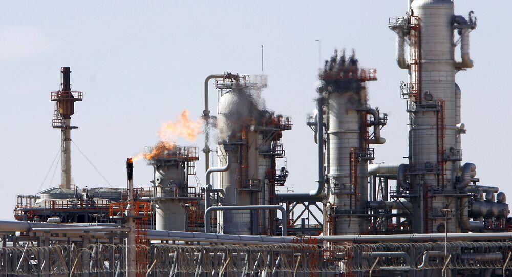 Norwegian energy major Statoil facility