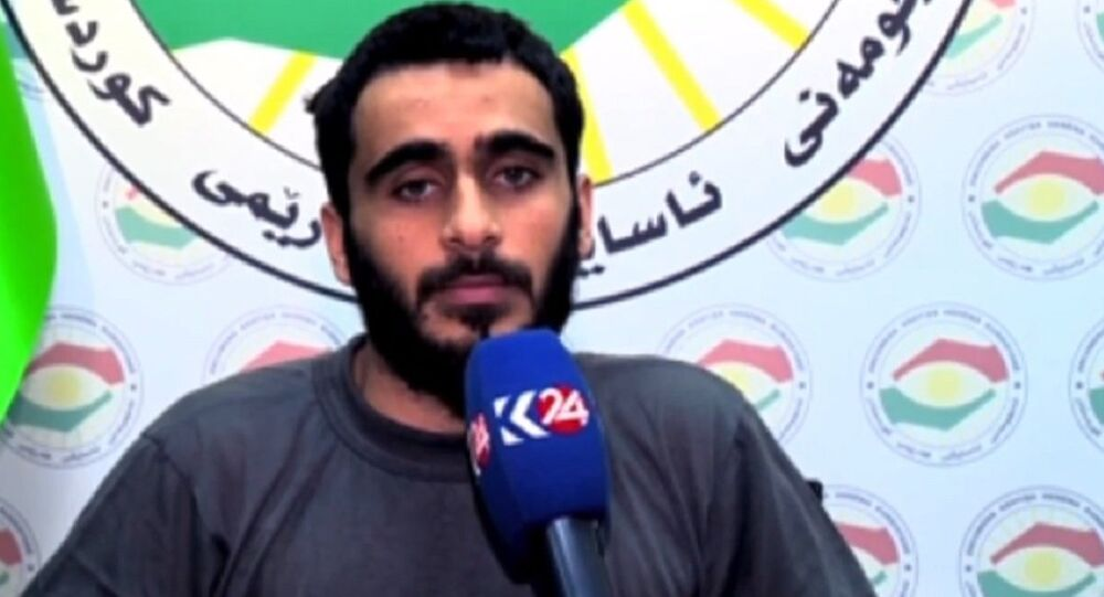 A US citizen who reportedly deserted from Daesh militant group had labeled his decision to join terrorists as a bad one and said the group did not represent the religion.