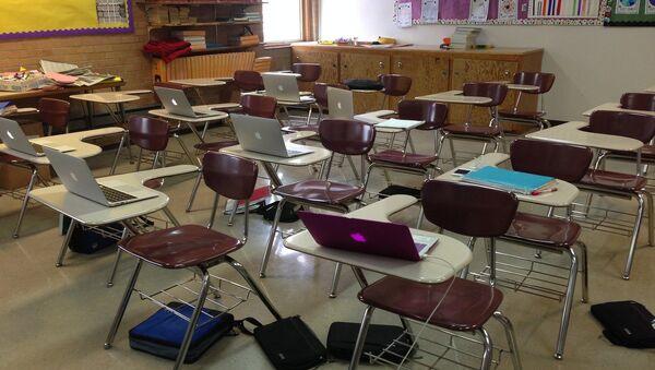 School class - Sputnik International