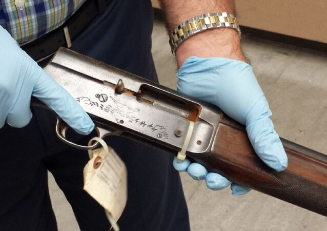 Police Release Photo of Gun Kurt Cobain Used During Suicide