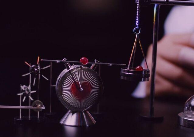SEIKO Brand Music Video, Art of Time