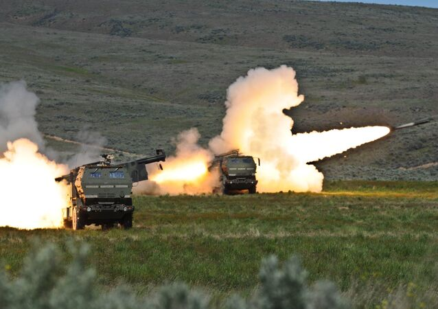 High Mobility Artillery Rocket systems