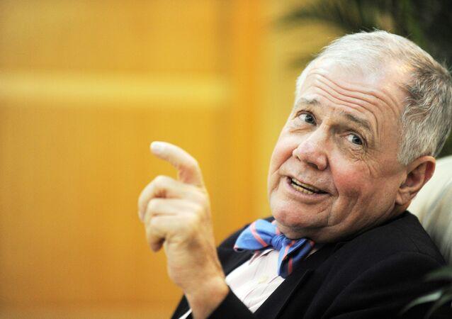 US investment guru Jim Rogers (File)