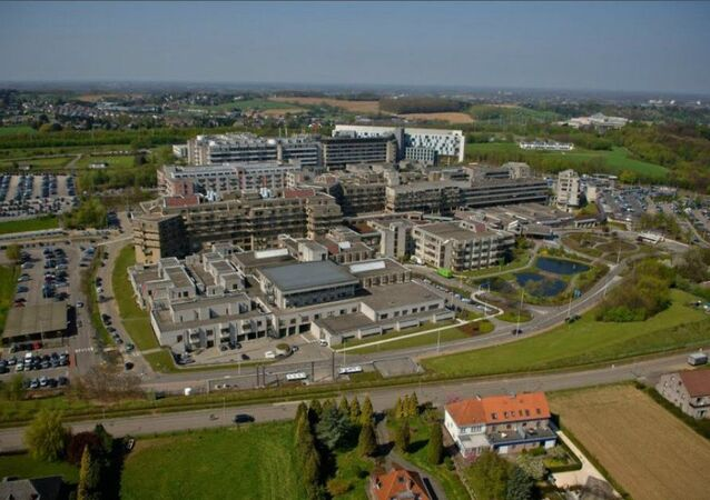 Gasthuisberg university hospital