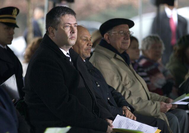Scotland's Lord Advocate Frank Mulholland