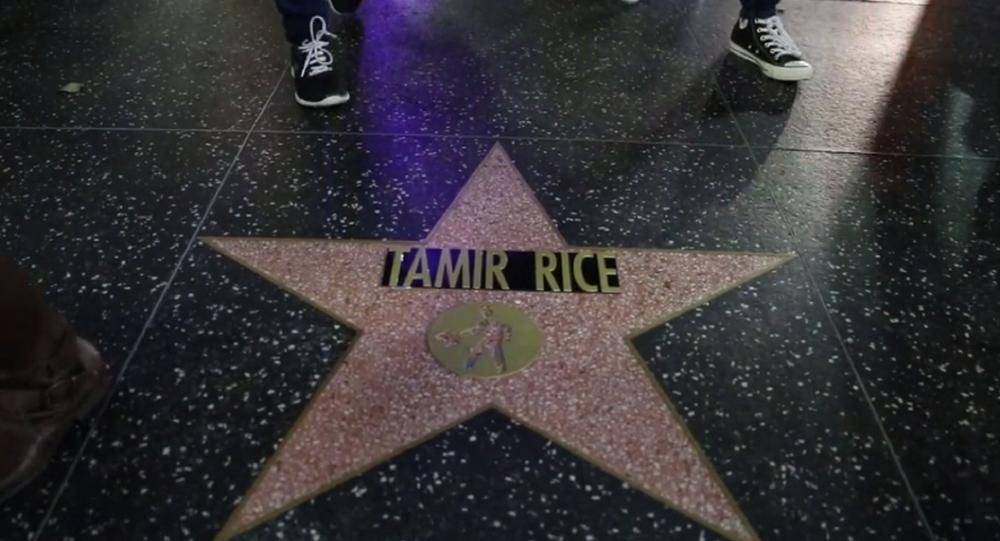 Black Lives Matter Takes Over Hollywood Walk of Fame