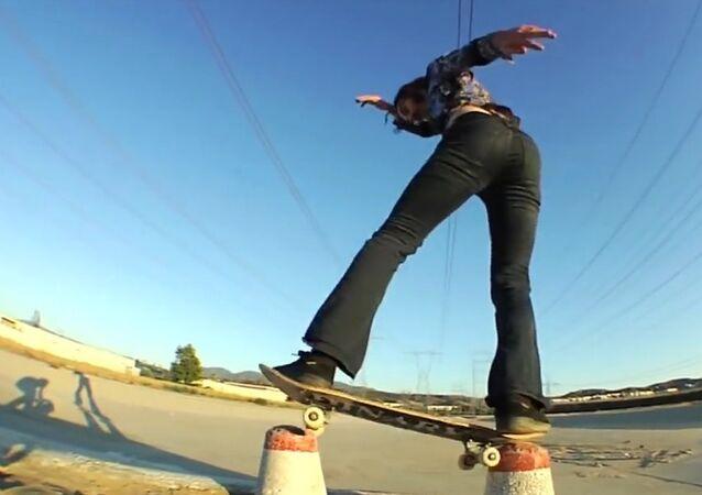 Richie Jackson's Death Skateboards Part