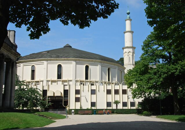 The Great Mosque of Brussels