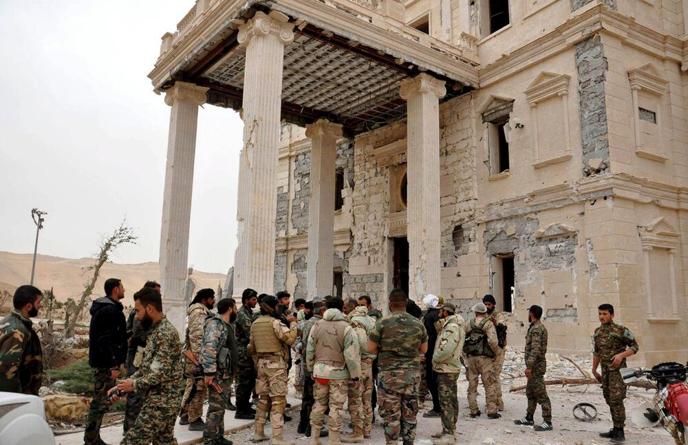 Liberation of Palmyra: Daesh Decimated, Peace Restored, Raqqa in Sight