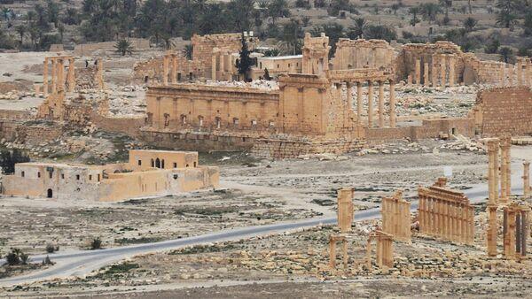 Ancient Palmyra liberated from terrorists - Sputnik International