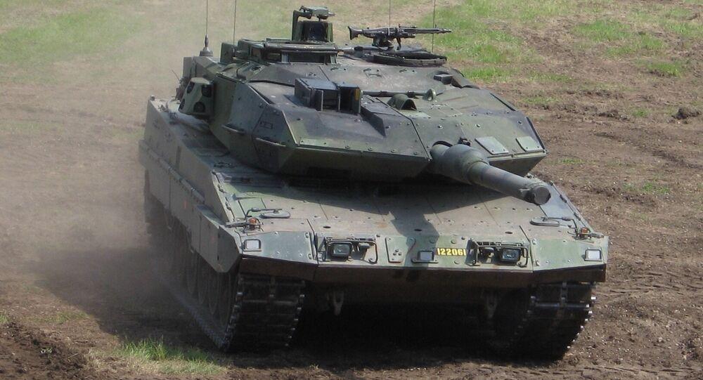 Stridsvagn 122
