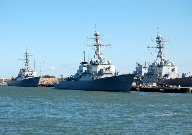 Naval Base - Norfolk