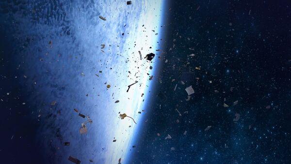 Space junk. - Sputnik International