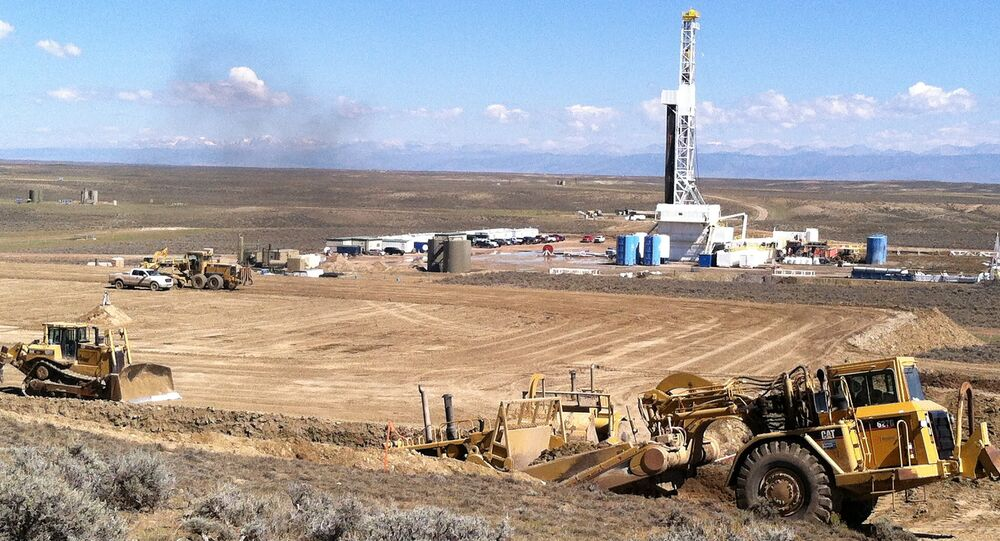 Wyoming  fracking