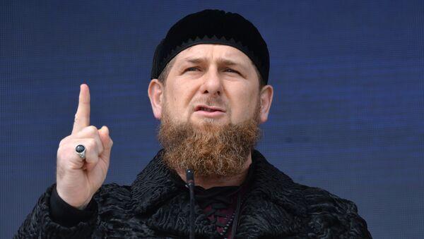 Head of the Chechen Republic Ramzan Kadyrov - Sputnik International