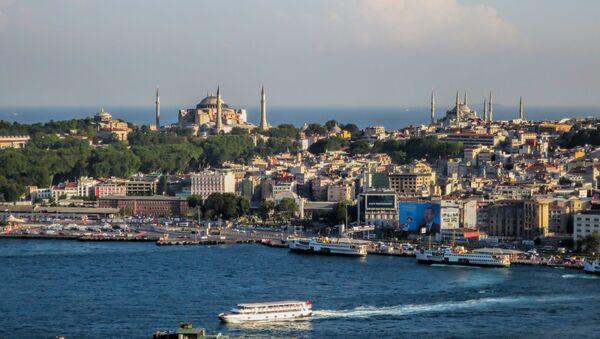Istanbul: view from Galata Tower - Sputnik International