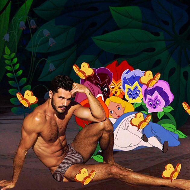 Disney Realm: Celebrities Light Up Cartoon World