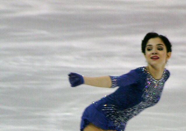 2015 Grand Prix of Figure Skating Final Evgenia Medvedeva